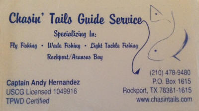 Chasin' Tails Guide Service